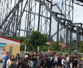 A Wild Ride! G12 End of Year Trip to Fuji-Q